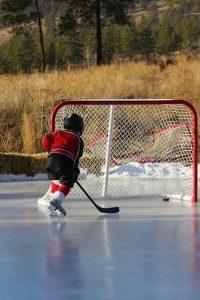 Kinder Eishockey